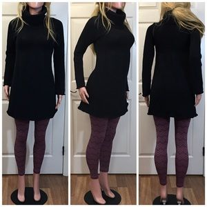 Two piece outfit! Old Navy sweater dress/ leggings